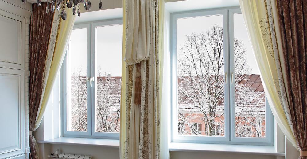 пластиковые окна в хрущевке размер фото