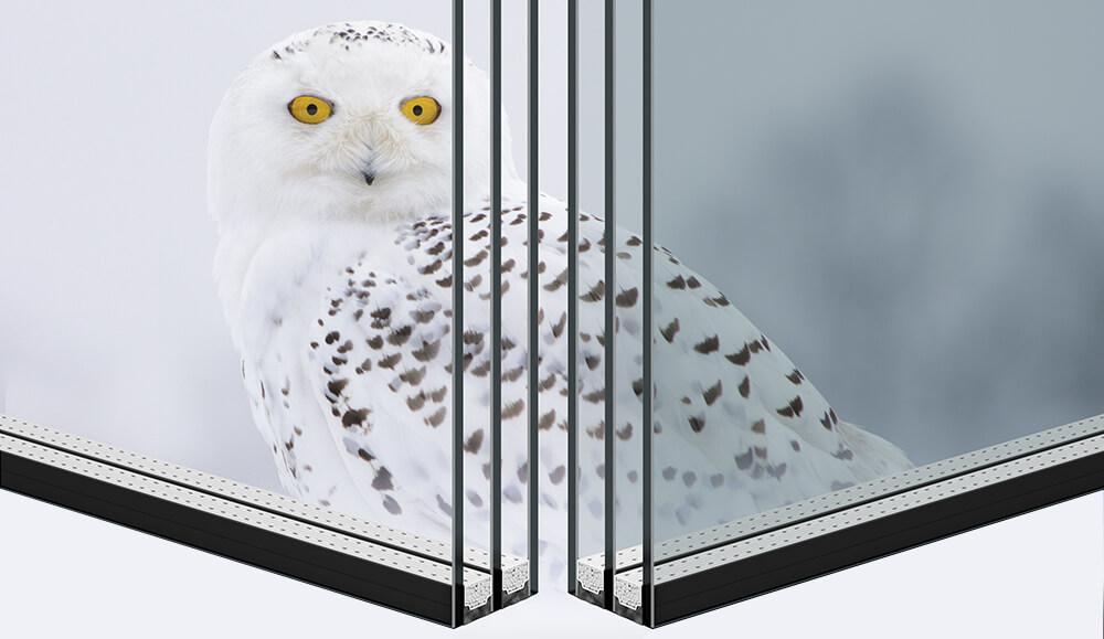 Просветленное стекло и его особенности