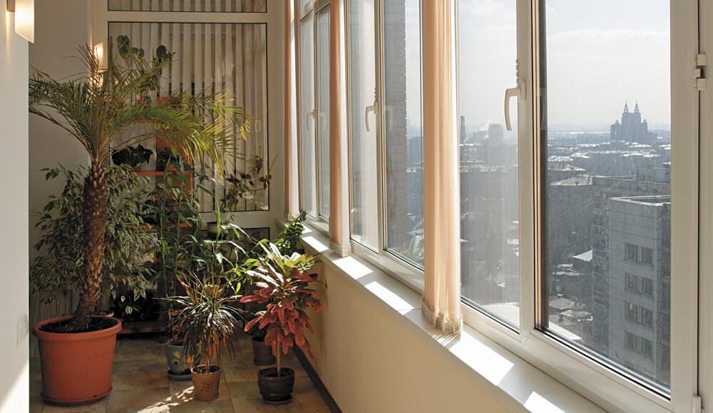теплоизоляция балконов