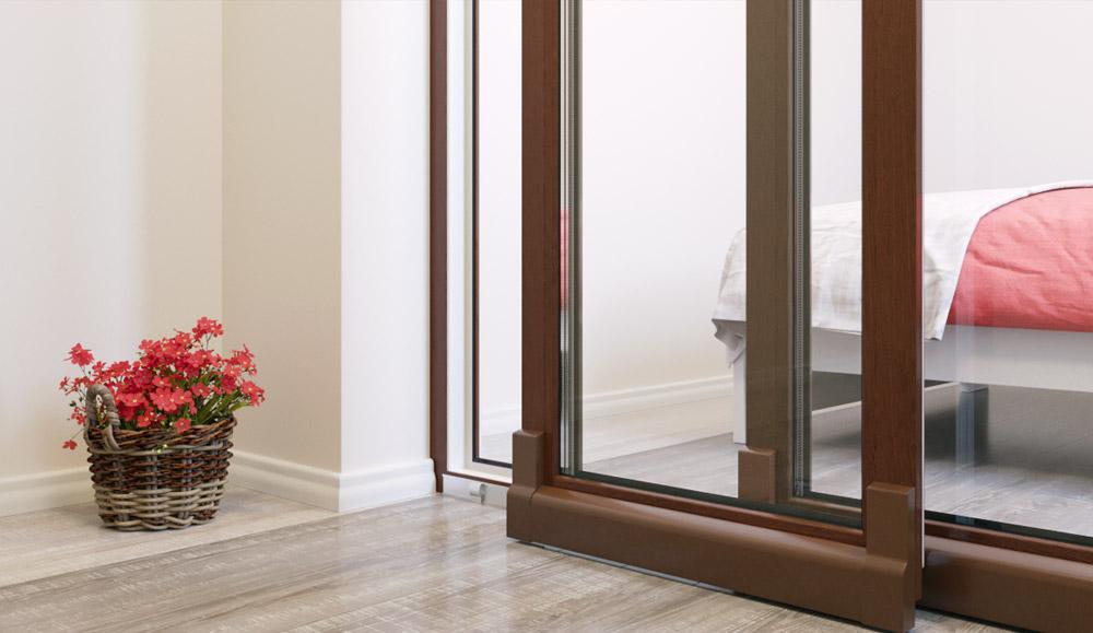 механизмы открывания межкомнатных дверей